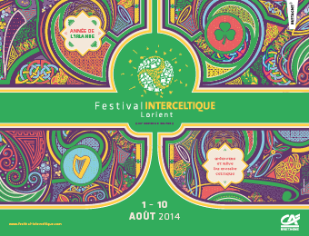 Festival Interceltique 2014