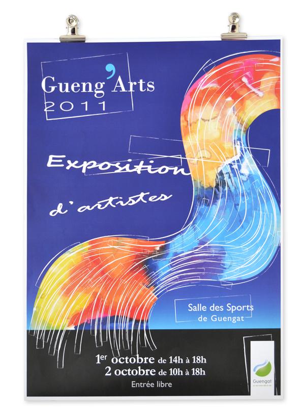 Gueng'art affiche