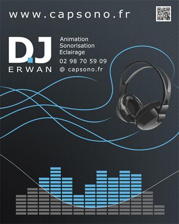 Communication DJ Erwan