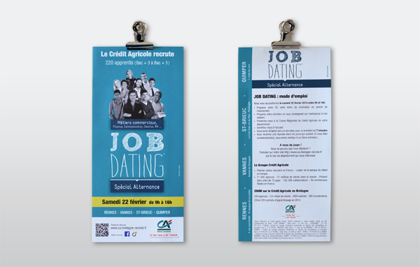 Flyer Job Dating