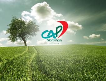Logo Cap Morbihan
